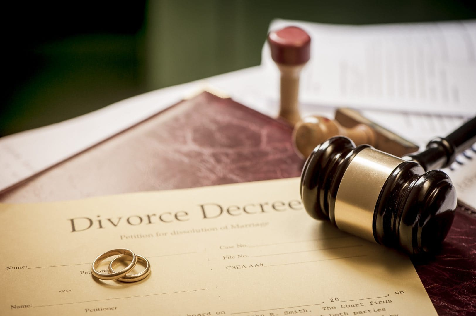 Can't Afford a Mortgage Due to Divorce in Minnesota - Decree