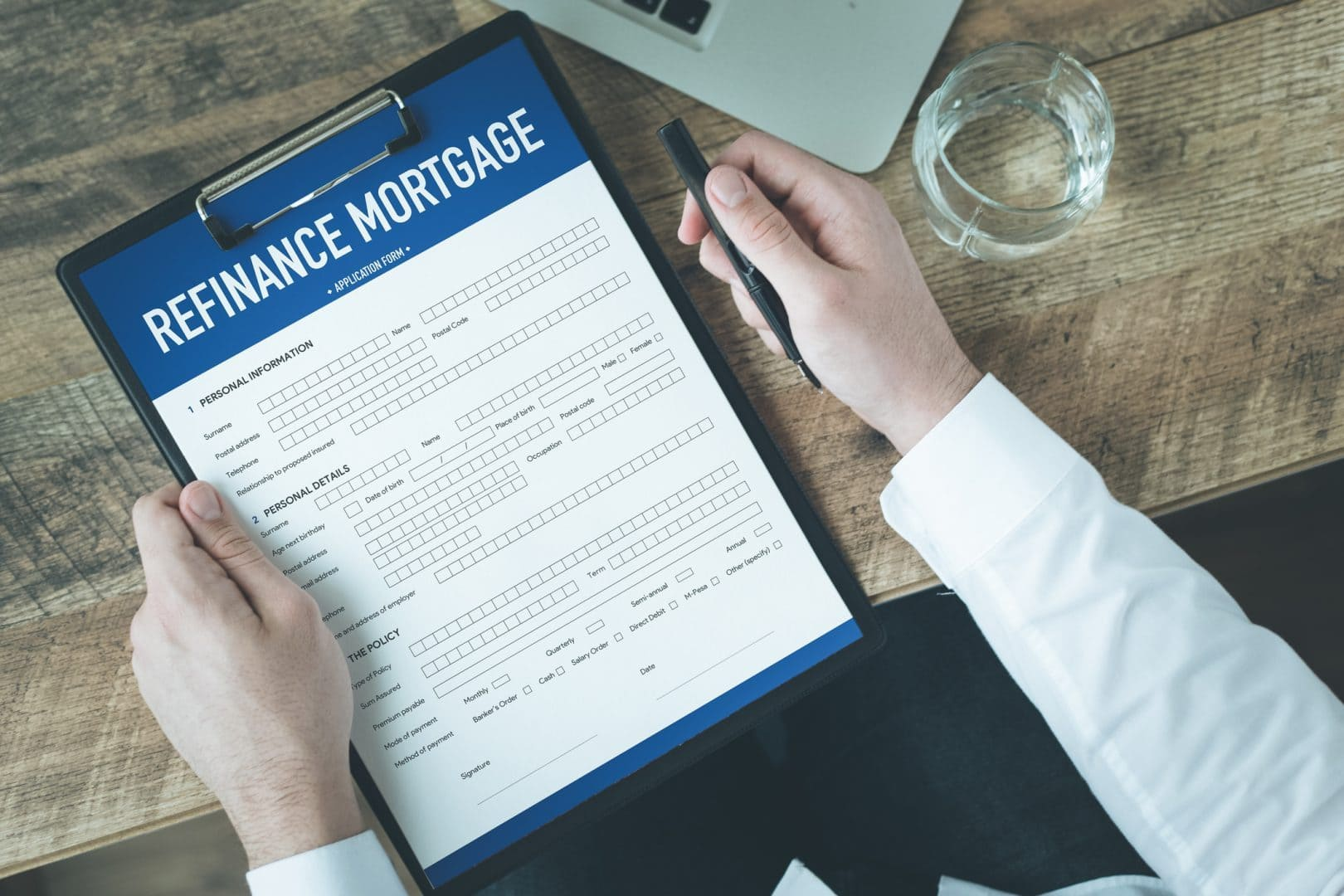 Can't Afford Minnesota Mortgage Due to a Divorce Refinance Sheet
