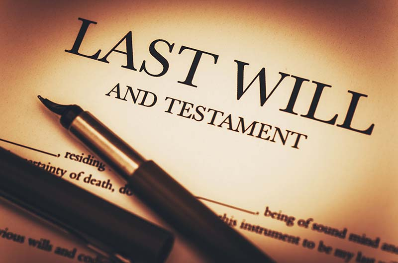 Last Will Testament, Selling an Inherited Home in MN